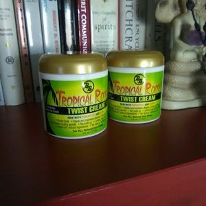 Other - Tropical Roots Twist Cream
